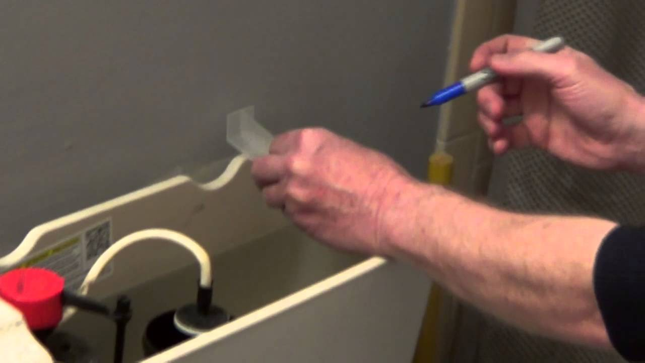 Toilet Tank Loose Toilet Tank Support Youtube