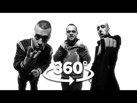 "TR1CKMUSIC - ""ОТ А ДО Я"" feat. АТИЛА, ЯВКАТА ДЛГ & ЖЛЪЧ (Official VR 360 Music Video)"
