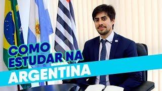 COMO ESTUDAR NA ARGENTINA | Estudar Fora e Guia do Estudante