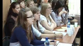 Делегация немецких школьников в Златоусте