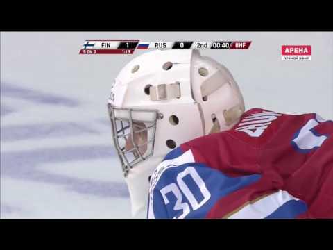 Apr 22, 2017 U18 WJC: 1/2. Finland 2-1OT Russia