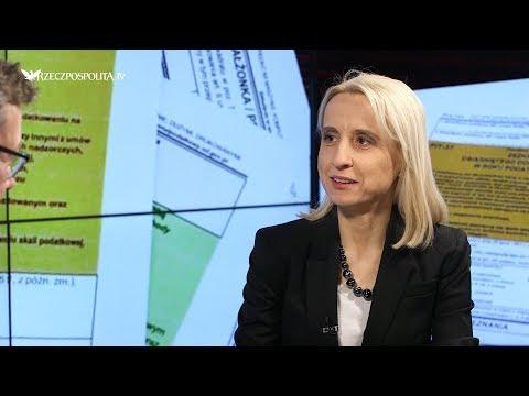#RZECZOBIZNESIE: Teresa Czerwińska - Koniec z wypełnianiem formularzy podatkowych