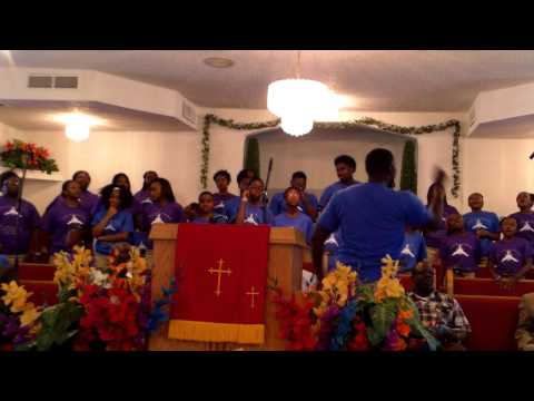NEB Youth Annual Day -  Youth Choir  -  Hallelujah, Salvation, and Glory