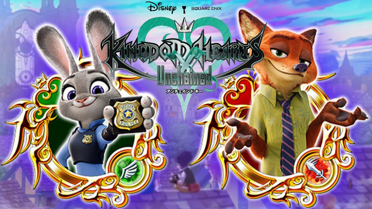 Kingdom Hearts  Magic Build