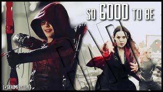 ► MARVEL & DC females | so good to be bad [+silvi]