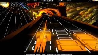 AudioSurf Epic Skrillex Race Track!