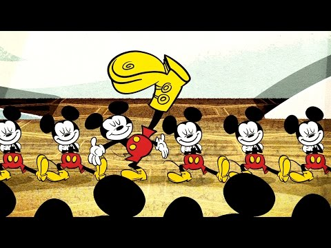 Dancevidaniya | A Mickey Mouse Cartoon | Disney Shorts