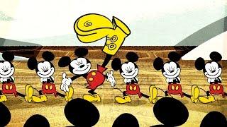 Dancevidaniya   A Mickey Mouse Cartoon   Disney Shorts thumbnail