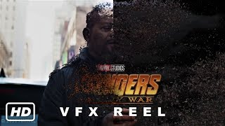 Avengers: Infinity War - VFX Reel from Rise (Post-credits scene and more)