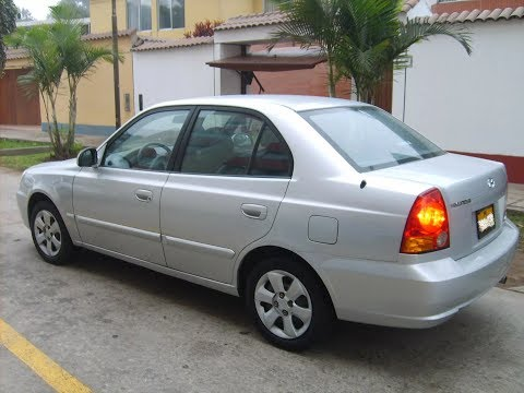 Регулировка  тормозных колодок Hyundai Accent (хундай акцент).