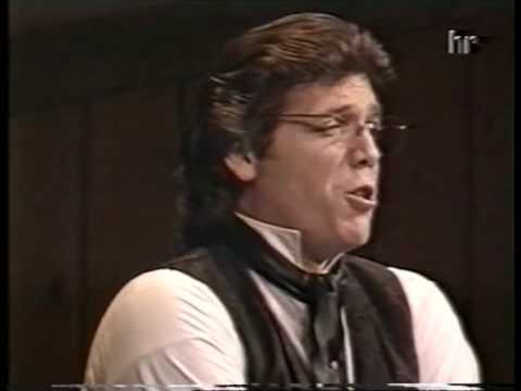 Thomas Hampson - The Boatman's dance - Stephen Foster