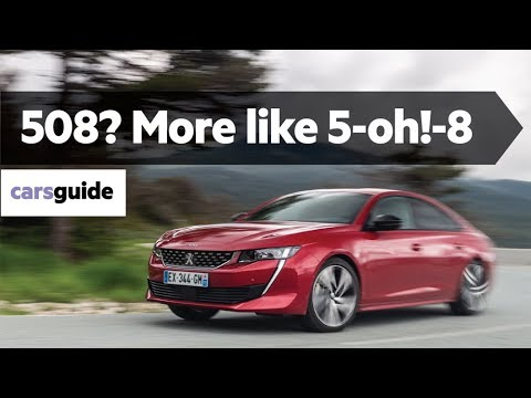 Peugeot 508 2019 review