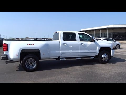 2018 Chevrolet Silverado 3500HD Austin, San Antonio, Bastrop, Killeen, College Station, TX M7846