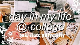 college day in my life *productive!*
