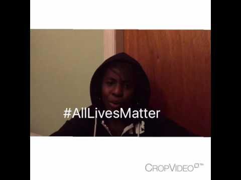 ALL LIVES MATTER✊🏿