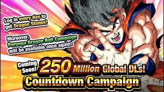 250 Million Celebration! New Extreme Z Awakening Event Is Here! Dragon Ball Z Dokkan Battle
