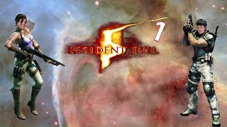 Resident Evil 5 part 1: Future of co-op