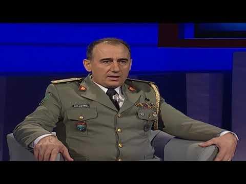 """Debati në Channel One -""""Ushtria shqiptare me drejtues Bardhyl Kollçakun"""""""