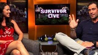 Survivor Live - LJ McKanas