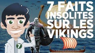 7 faits insolites sur les VIKINGS thumbnail