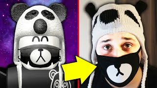 Becoming My Roblox Avatar In Real Life!