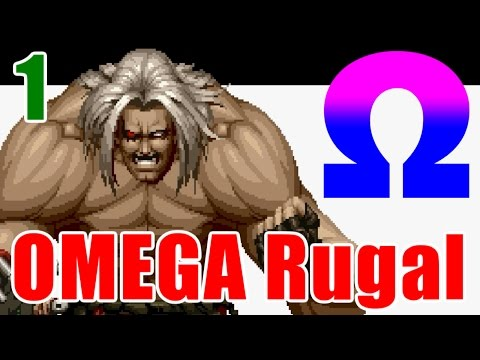 [1/3] OMEGA Rugal - THE KING OF FIGHTERS '95(PS)