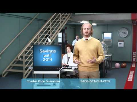 Charter Communications Commercial 2012