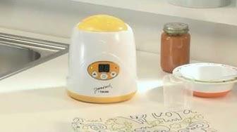 [ Thiết bị y tế XANH ] Máy hâm nóng bình sữa Beurer BY52   Tiệt trùng, giữ ấm
