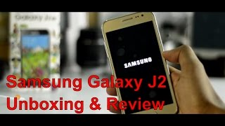 [Hindi] Samsung Galaxy J2 2017 - Unboxing & Hands ON | 4G VoLTE