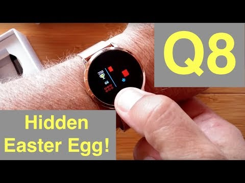 newwear-q8-smartwatch-with-continuous-heart-rate-and-blood-pressure-monitoring:-hidden-easter-egg!