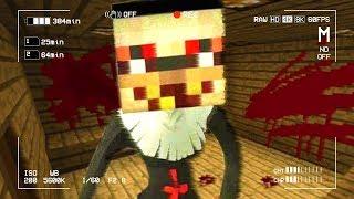 Minecraft Evil Nun Horror Game