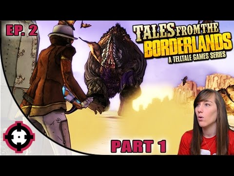 ►Tales from the Borderlands Gameplay◄ // Episode 2 Part 1 - Run!