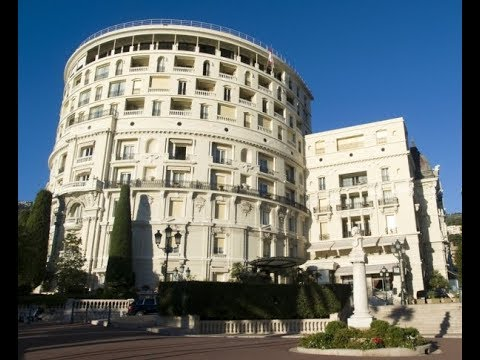 HOTEL DE PARIS MONACO - YouTube