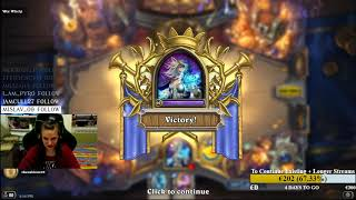 ★ T & Z ★ Finishing dungeons before Witchwood hits! BlessRNG literally