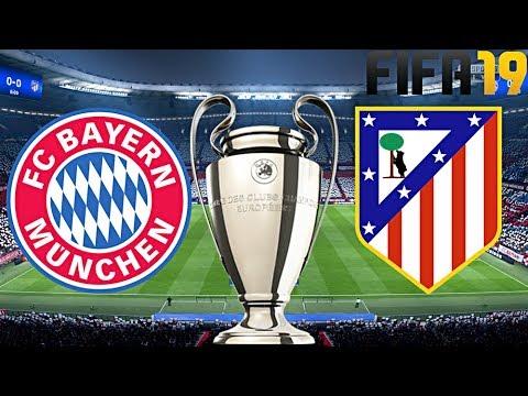 Fc Bayern Gegen Atletico