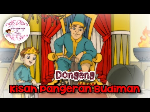 Kisah Pangeran Budiman | Dongeng Kita untuk Anak