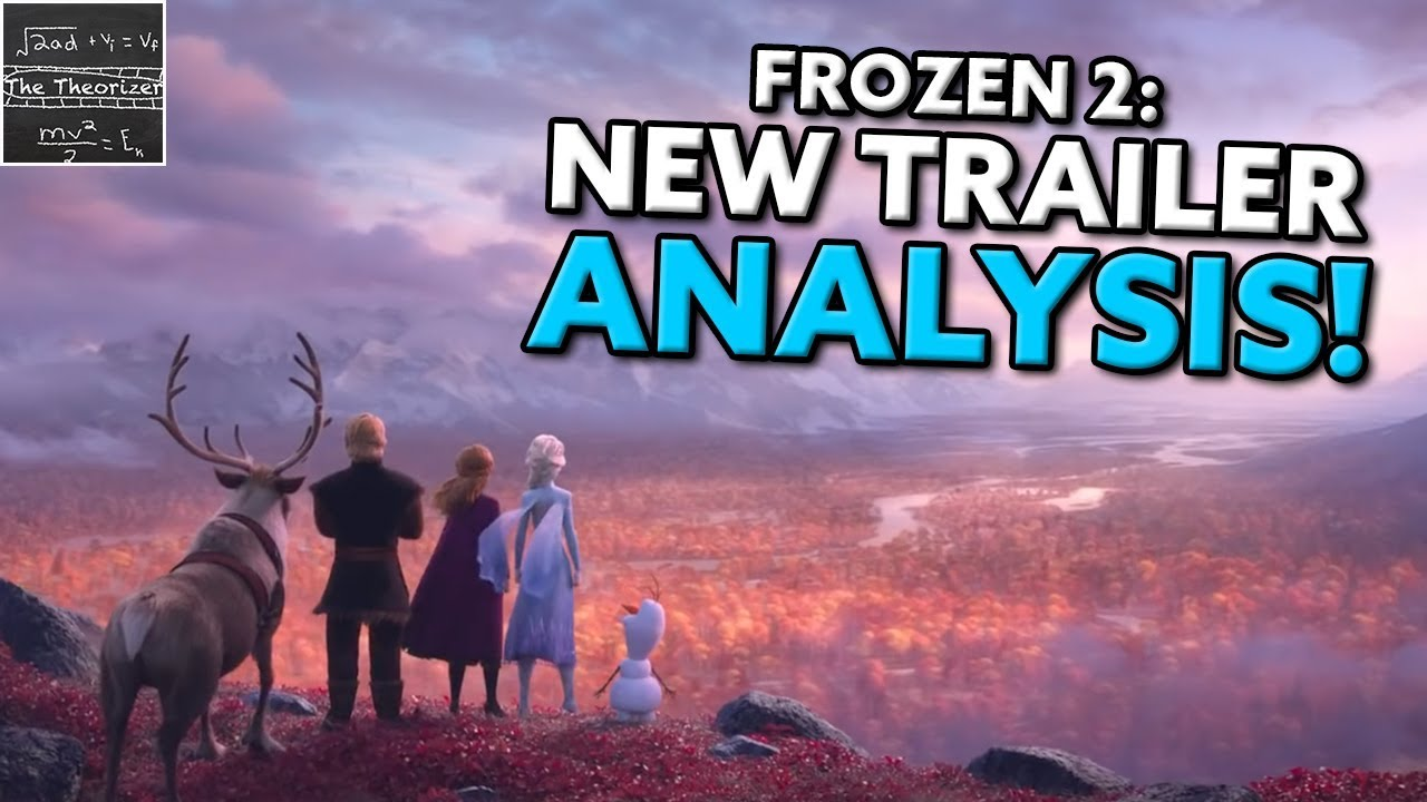 My Thoughts on The Frozen II Teaser Trailer! | Disney Amino
