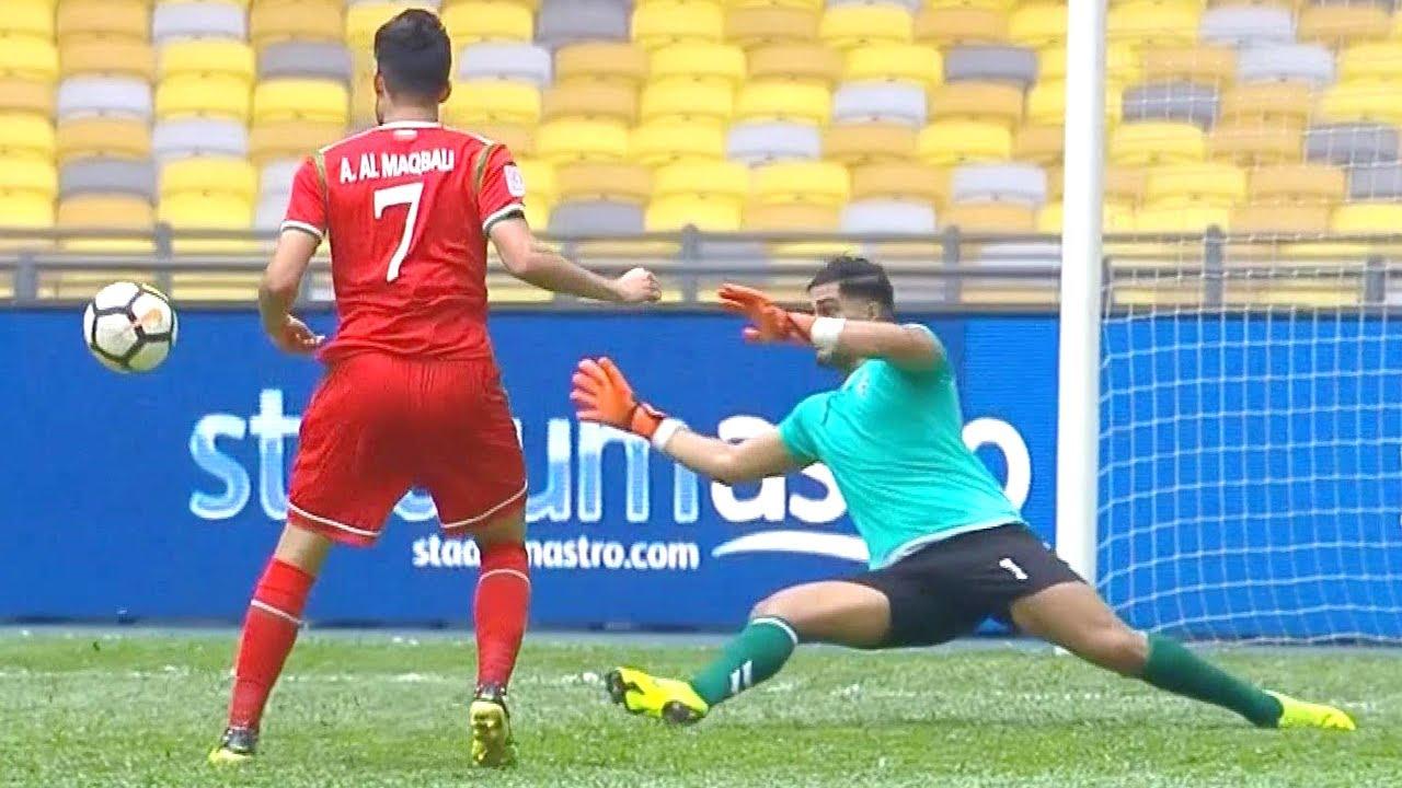 أهداف مباراة عمان 5-0 أفغانستان   بطولة ماليزيا الرباعية 2019/3/20