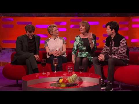 Harriet Harman on Being a Woman in Politics   The Graham Norton Show