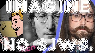 SEAN ONO LENNON gets red pilled AND DESTROYS SJWS