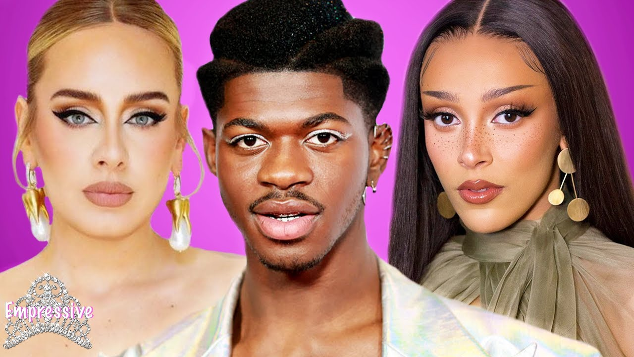 Download Lil Nas X accused of dissing Adele | Doja Cat overworked by her label | Summer Walker, Adele, & more