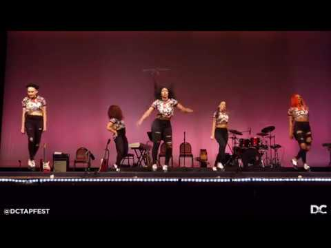 DC TAP FEST XI CONCERT | SYNC LADIES | THIS IS AMERICA