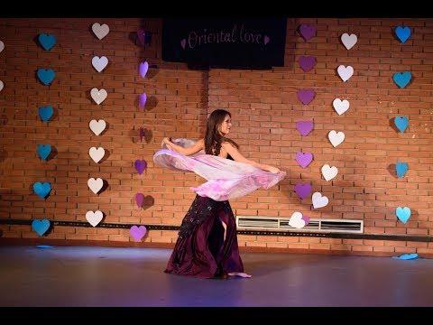 Aleksandra Zbiljic - Oriental Love 2017 (competition)