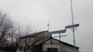 Правда о работе солнечной электростанции зимой