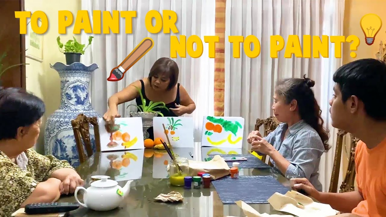 To Paint or Not to Paint? | CANDY & QUENTIN | OUR SPECIAL LOVE
