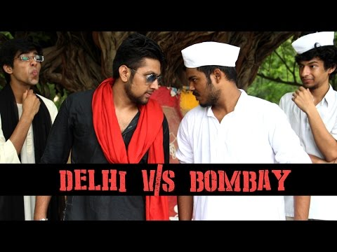 Dilli V/S Mumbai 'Lifestyle, Culture and IIT' | IIT Delhi V/S IIT Bombay | Retake Entertainment IITD