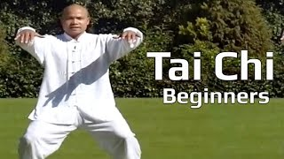 Tai chi chuan for beginners - Taiji Yang Style form Lesson 1