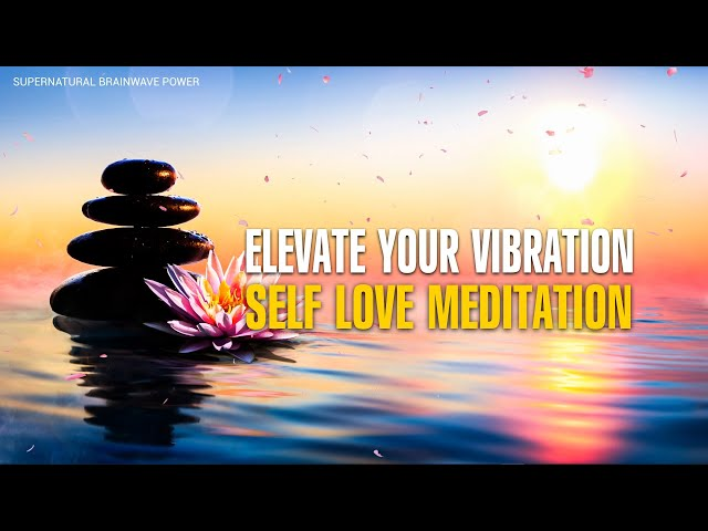 432hz Healing Frequency Music ! Elevate Your Vibration ! Manifest Anything ! Self Love Meditation