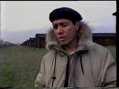 The Making Of Triumph Of The Spirit - Filming in Auschwitz 1989