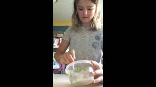 How to make slime with water and,dish soap(epic fail)